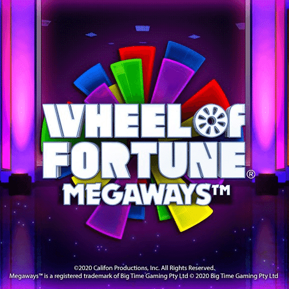 Wheel of Fortune Megaways Featured Image