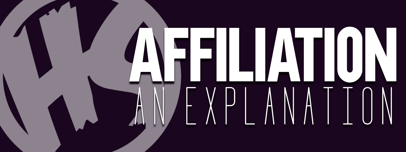 Affiliation Featured Image