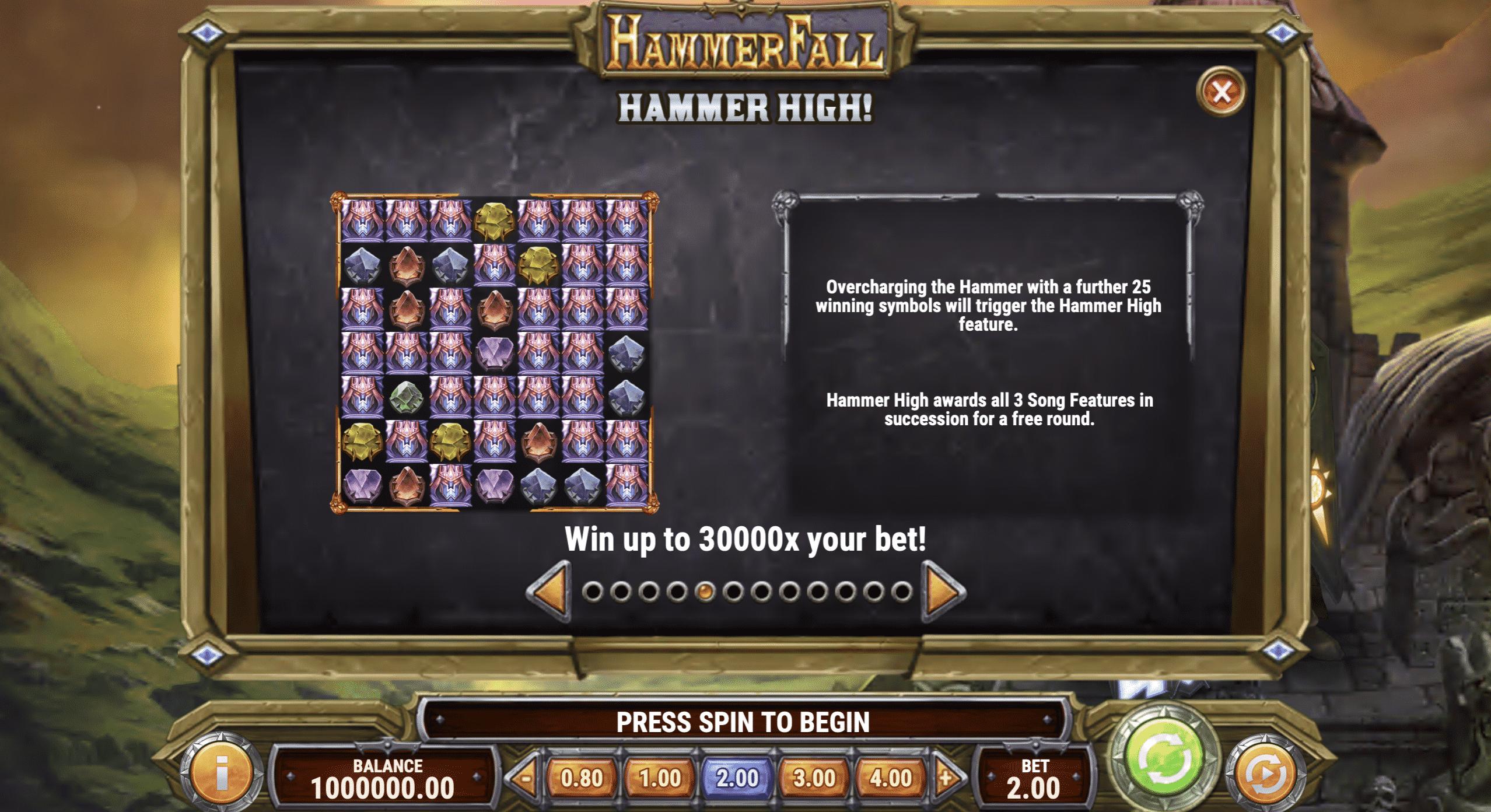 HammerFall Bonus