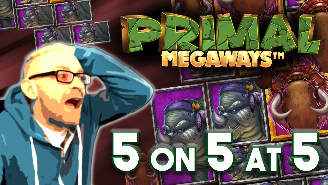 Primal Megaways Slots