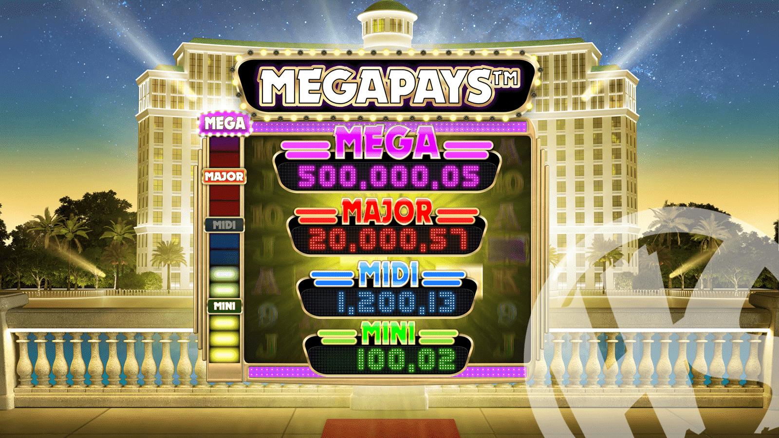 Bonanza Megapays: Coming June 2021