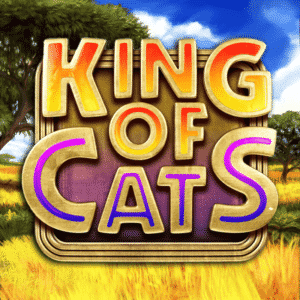 King of Cats Megaways Logo