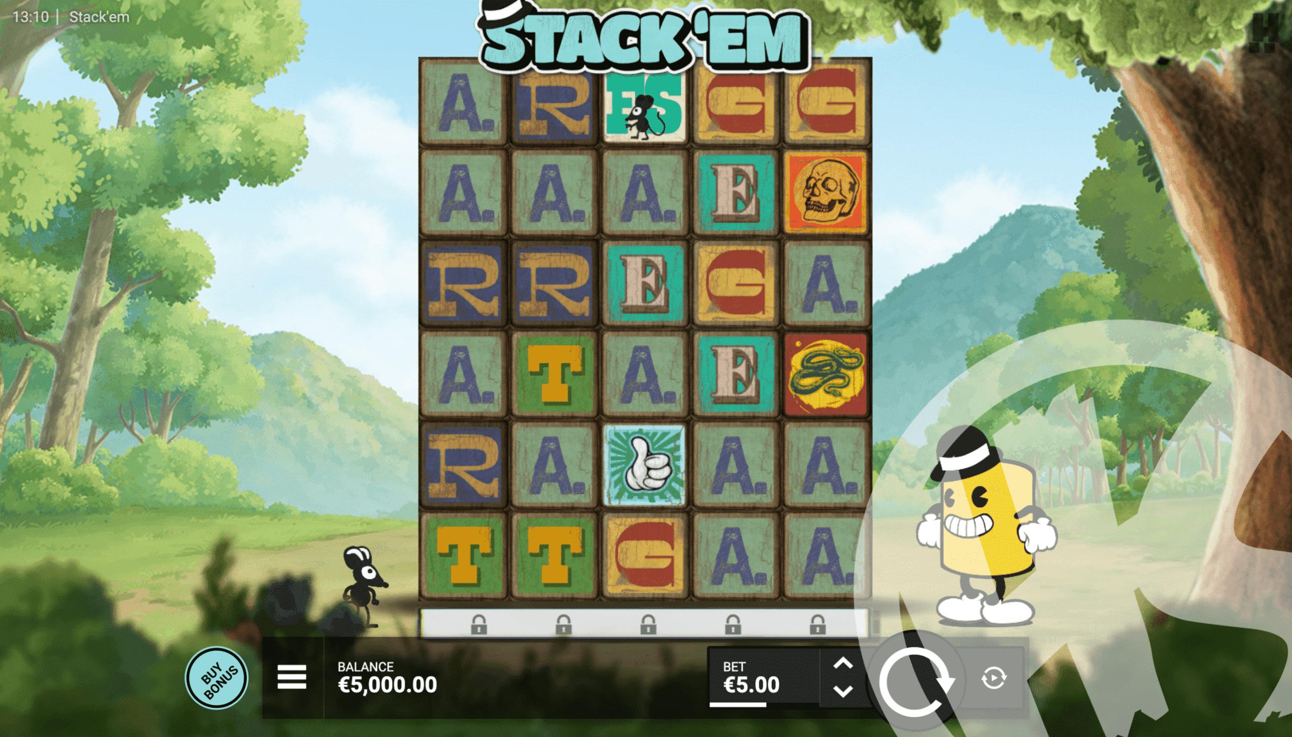 Stack 'Em Base Game