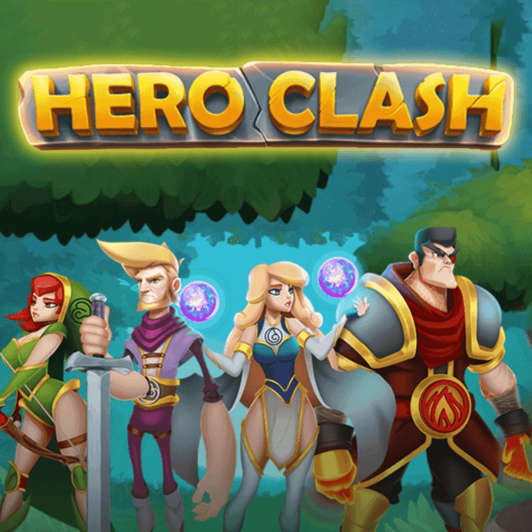 Hero Clash Logo