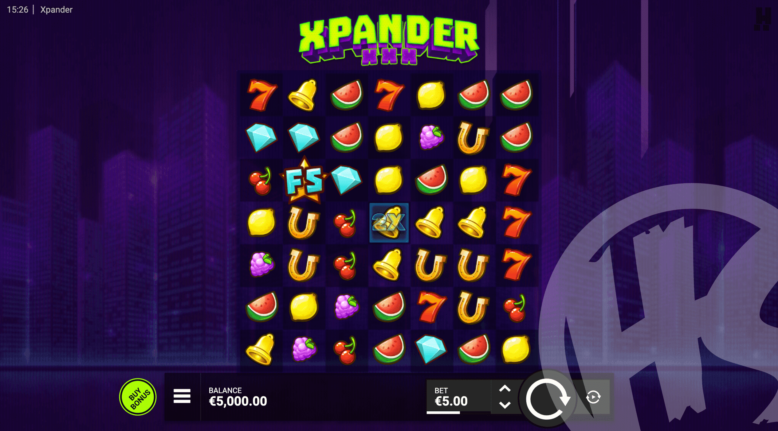 Xpander Base Game