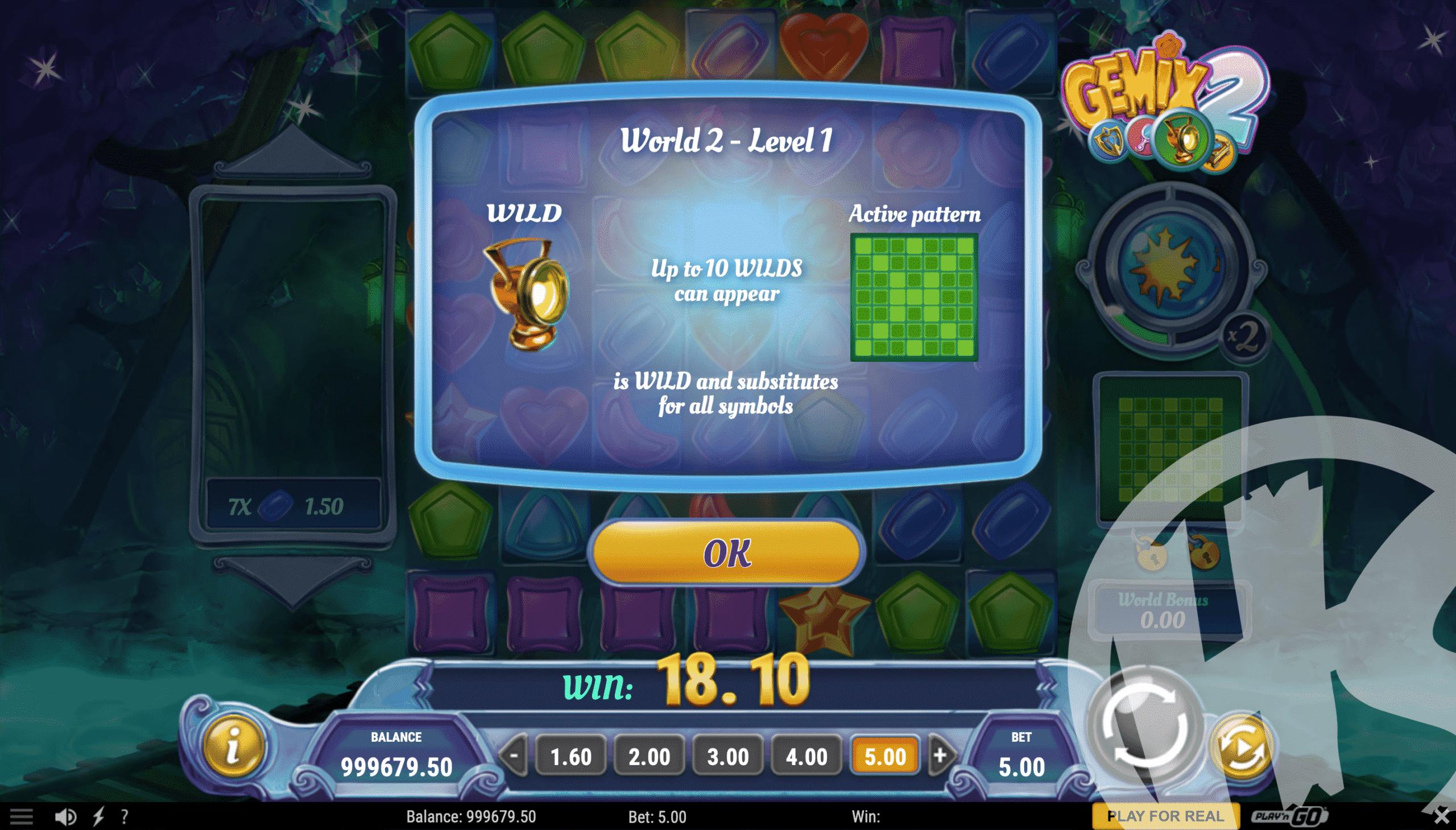Players Progress Through 4 Unique Worlds