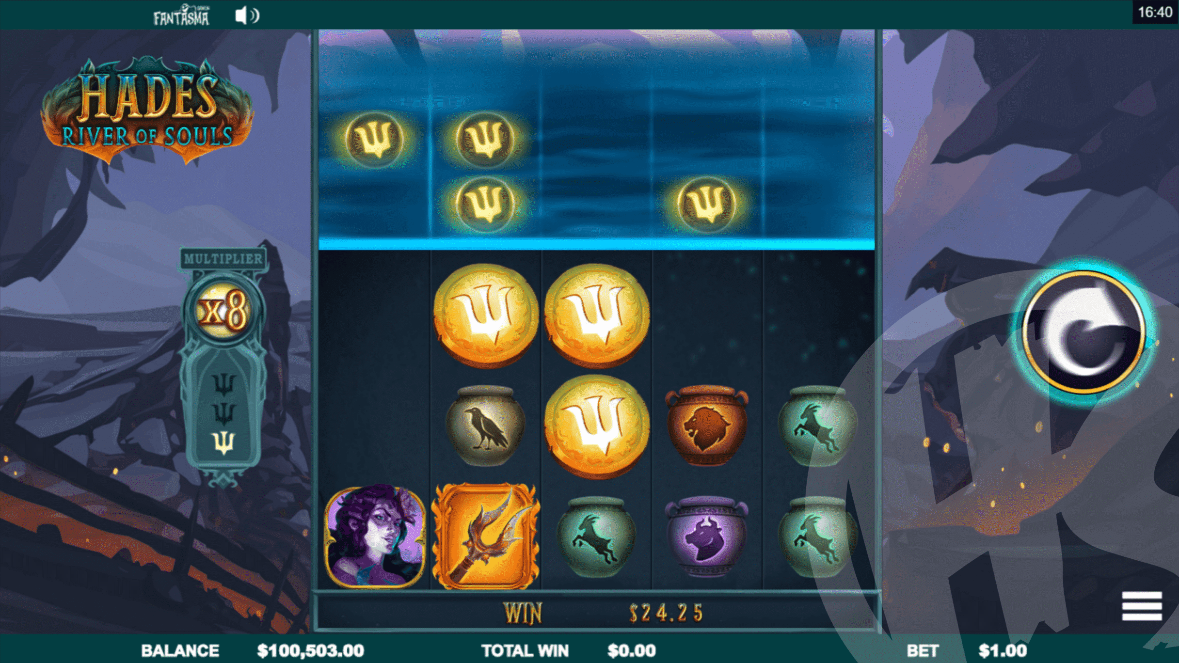 Hades: River of Souls Wild Souls Multiplier