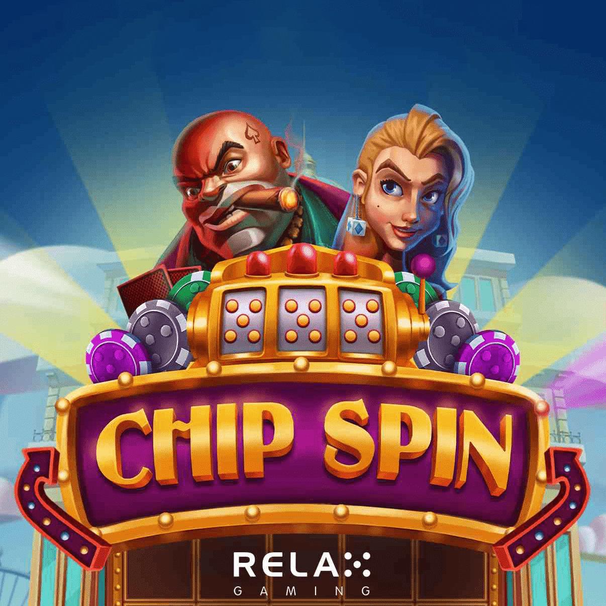 Chip Spin Logo