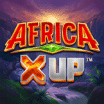 Africa X UP Logo