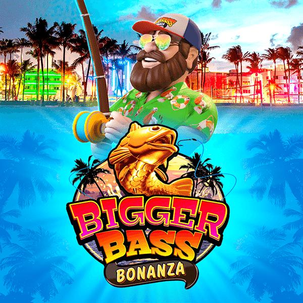 Bigger Bass Bonanza Logo