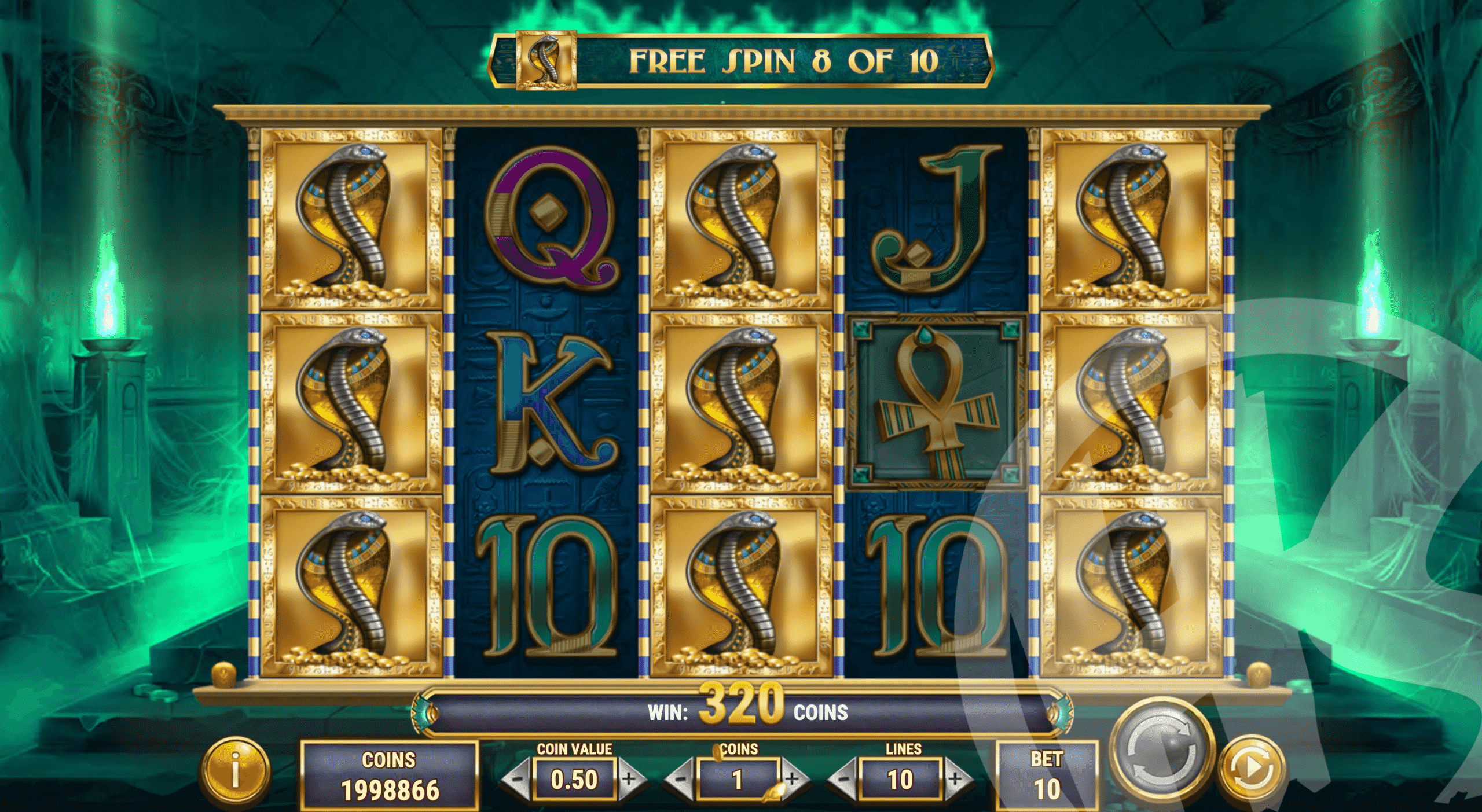 Ghost of Dead Free Spins