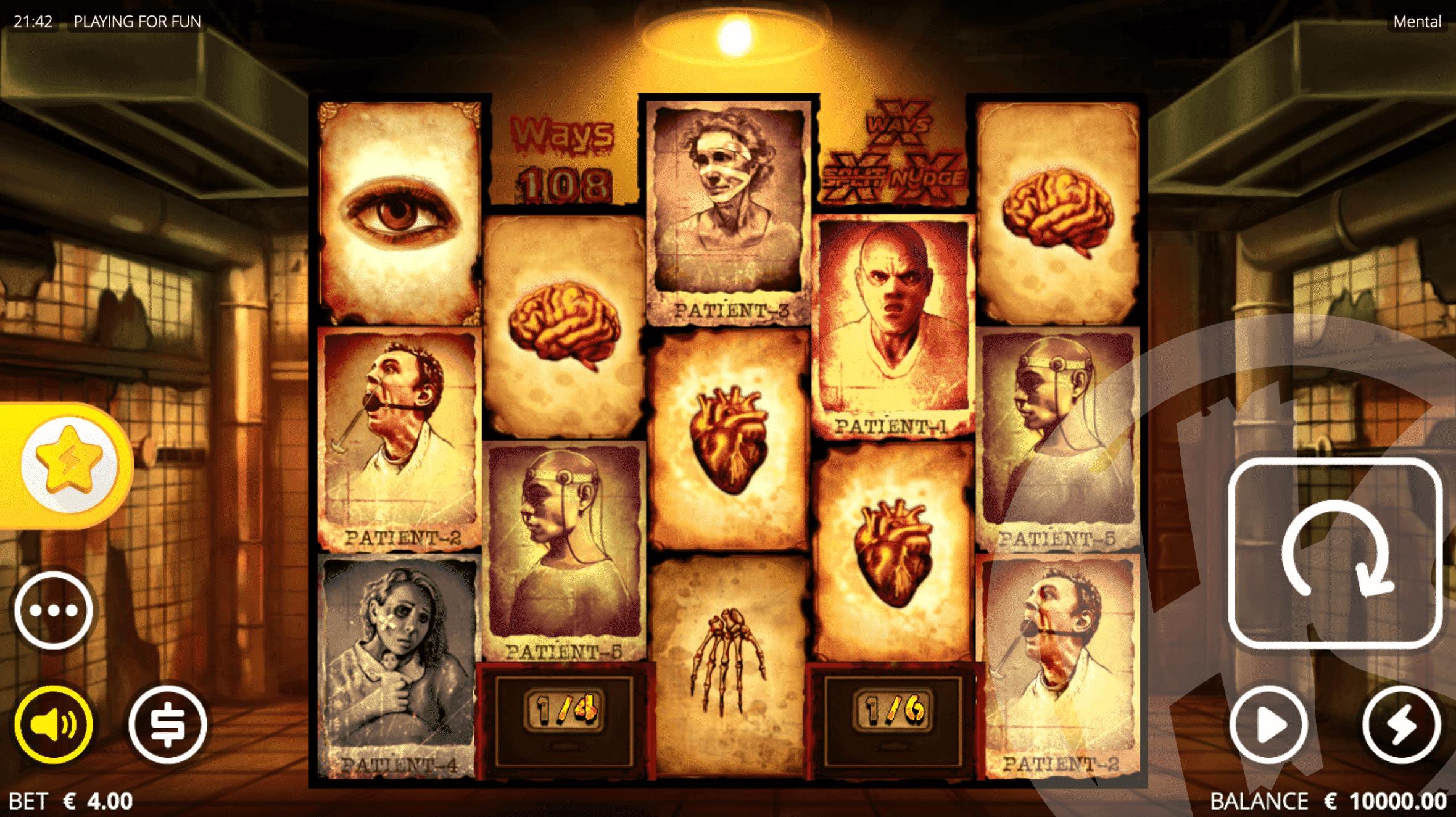 Mental Base Game