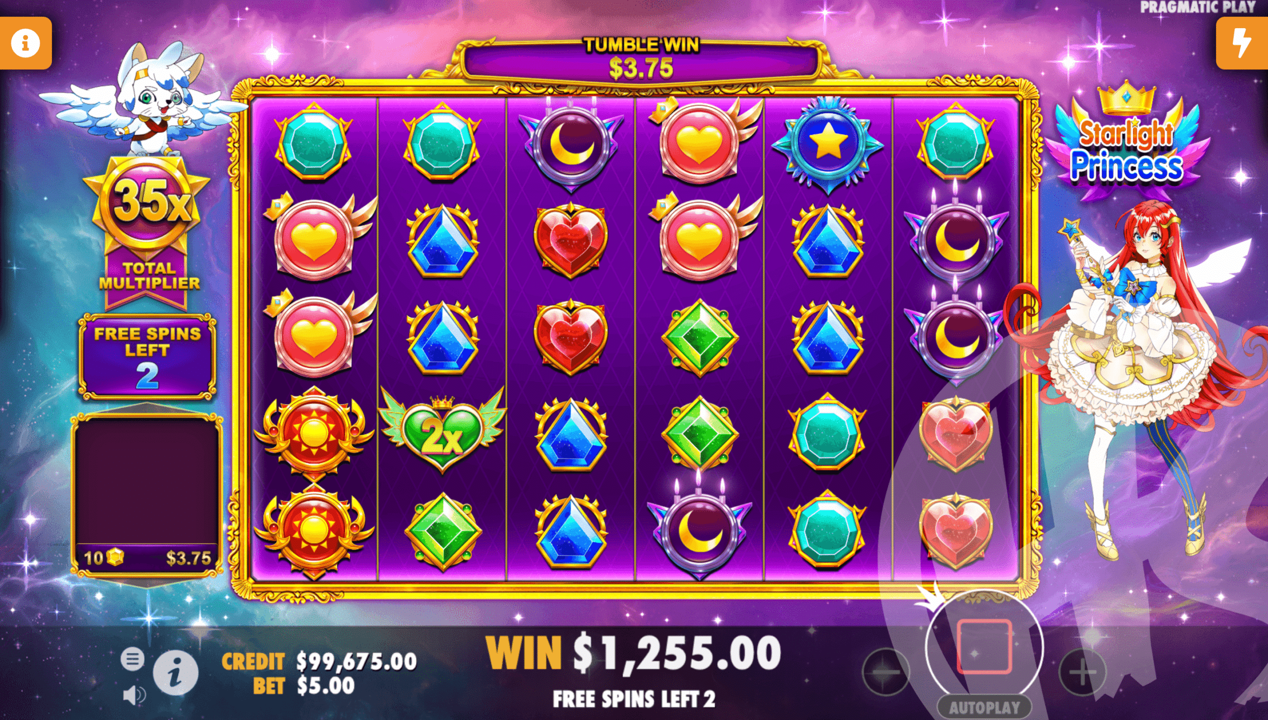 4 or More Scatters Trigger Free Spins
