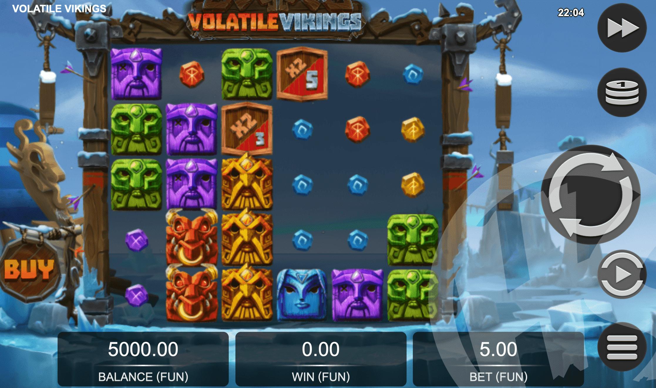 Volatile Vikings Base Game